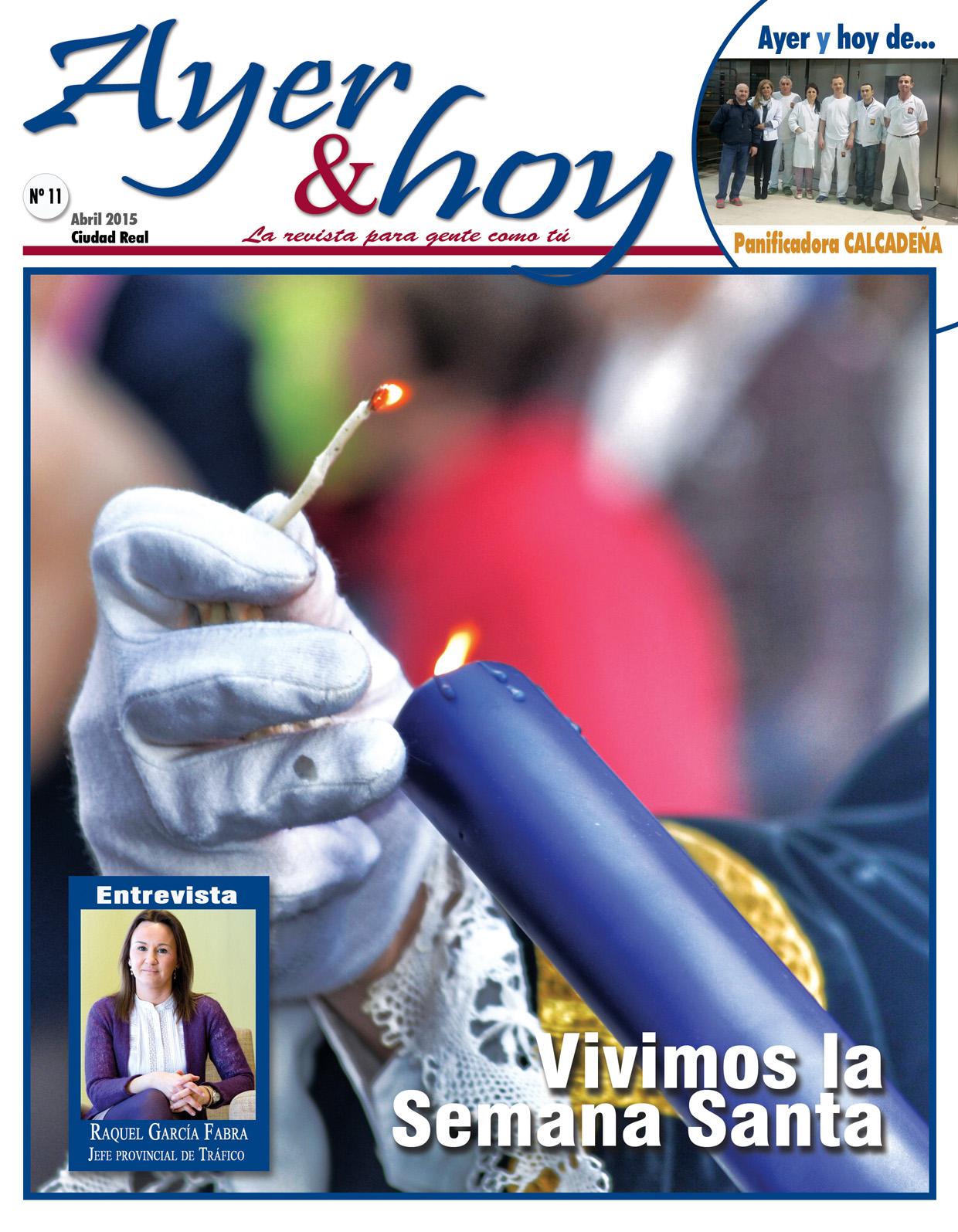 Revista de Abril 2015 – Ciudad Real