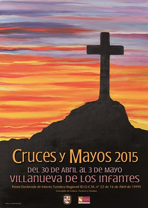 CARTEL MAYOS Y CRUCES 2015