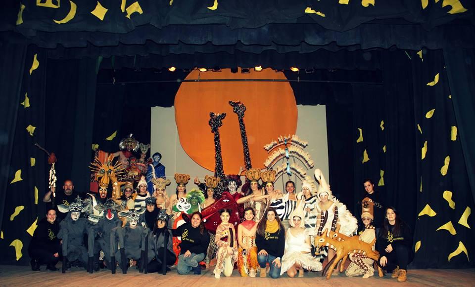 """El Gran Teatro se llenará para el musical """" Hakuna matata """""""