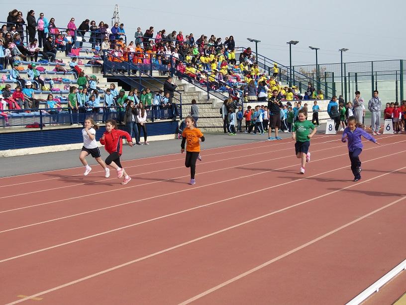En marcha las Olimpiadas Escolares en Manzanares