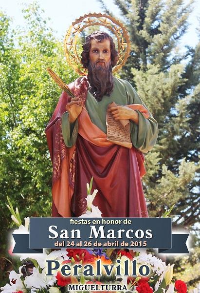 Peralvillo celebrará sus tradicionales fiestas en honor a San Marcos del 24 al 26 de abril