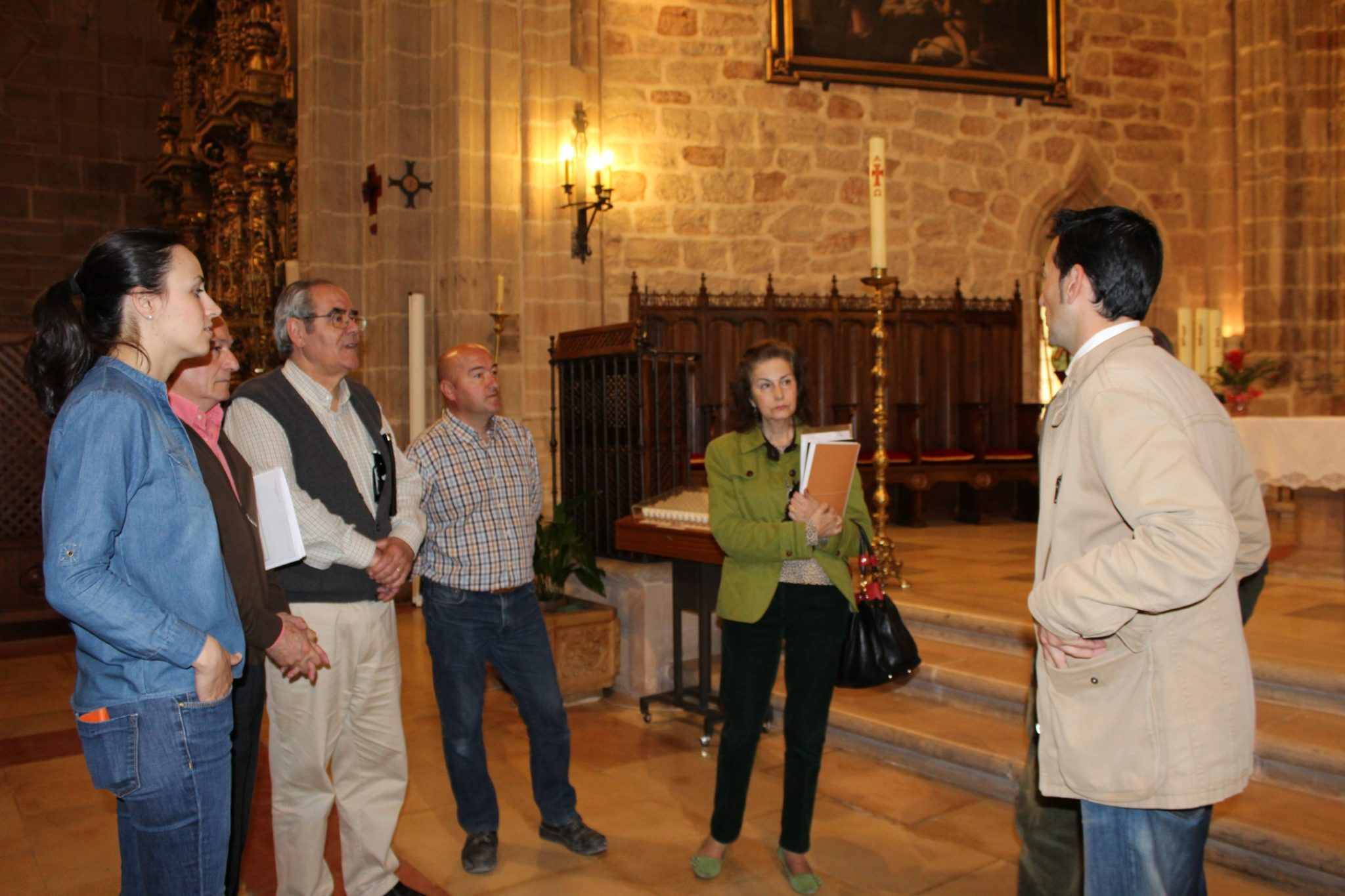El Ministerio de Fomento dirigirá la segunda fase de las obras de la Iglesia de San Andrés