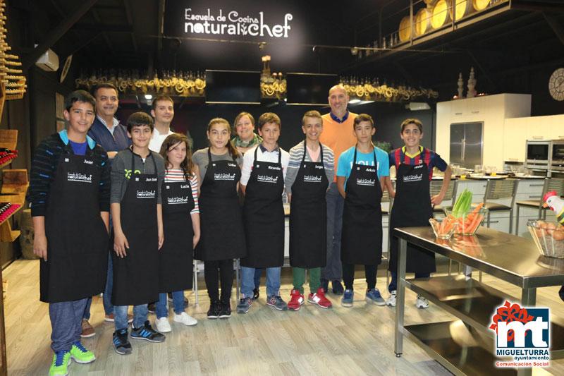 Los fogones de Natural Chef formarán a más de 90 jóvenes de los centros educativos de Miguelturra