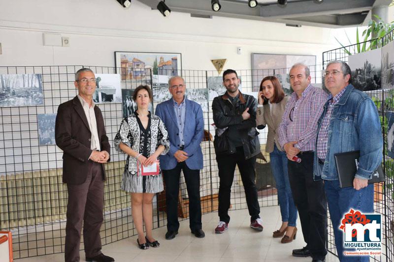 La Casa de la Cultura acoge la exposición itinerante » Herrera Piña: Fotografías de Ciudad Real de los años 50 y 60″