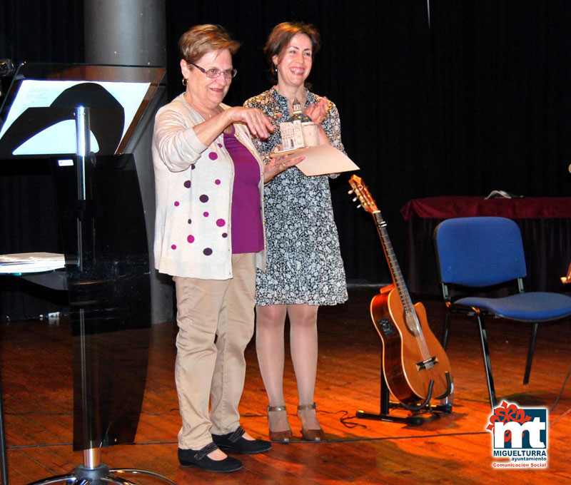 Homenaje al miguelturreño Isaías Moraga en el primer acto de la celebración del Día del Libro en Miguelturra