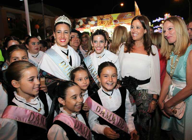 Festejos abre el plazo de solicitud para la instalación de casetas en la Feria de Agosto