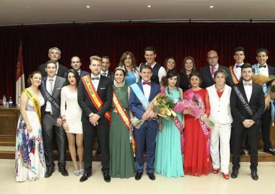 La atleta María José Pérez realizo el pregón de Ferias y Fiestas de Carrión, en honor a la Virgen de la Encarnación