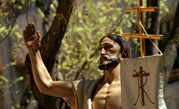 El Resucitado cierra una Semana Santa con pleno de procesiones en Daimiel