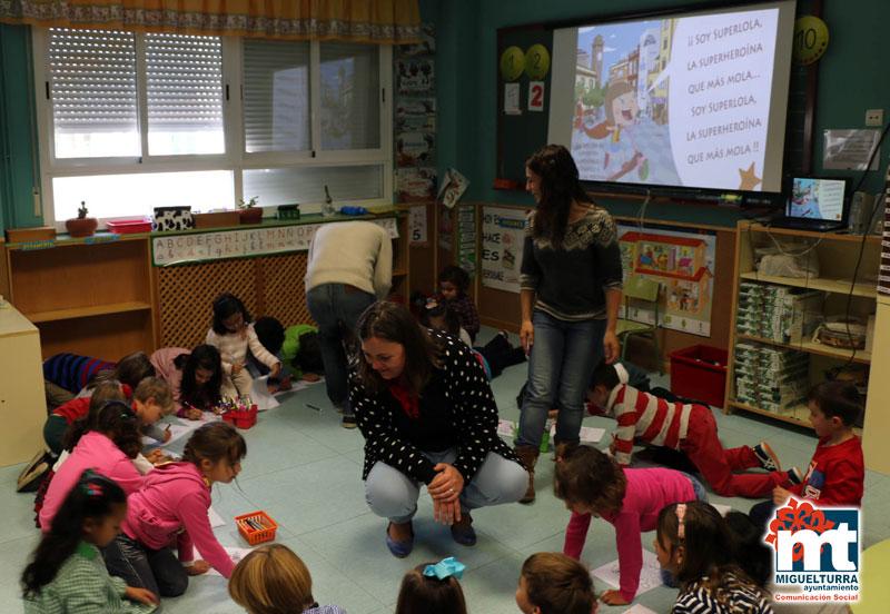 El Colegio Público El Pradillo de Miguelturra desarrolla talleres de igualdad en enseñanza infantil
