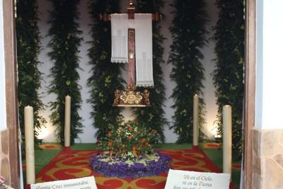 El XL Concurso de Cruces, Ponche y Puñao atrae a miles de visitantes a Villanueva de los Infantes