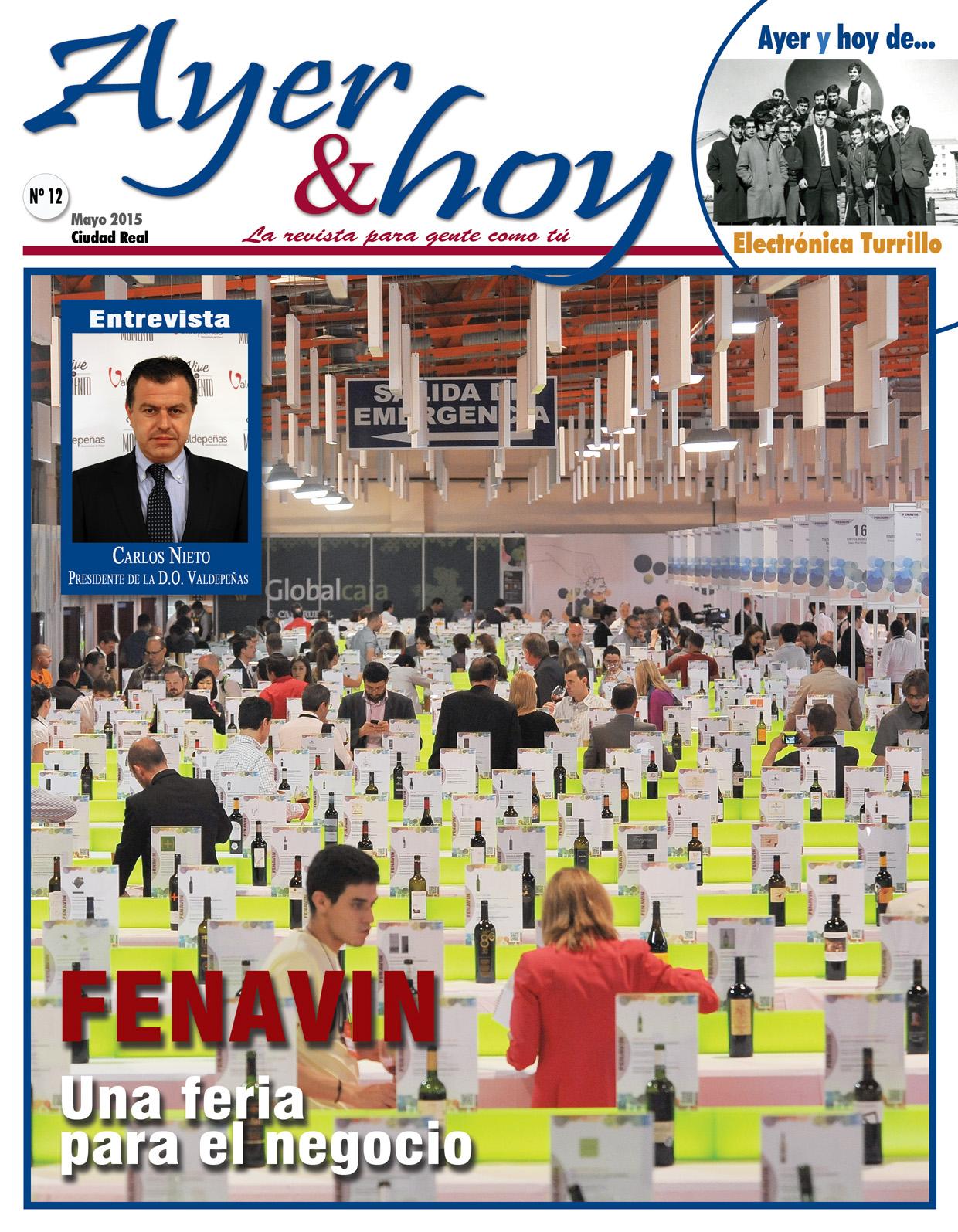 Revista de Mayo 2015 – Ciudad Real