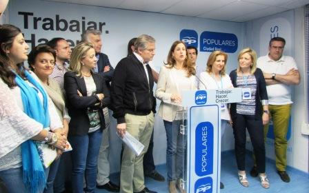 El PP ha vuelto a ganar en Ciudad Real capital y en Castilla-La Mancha
