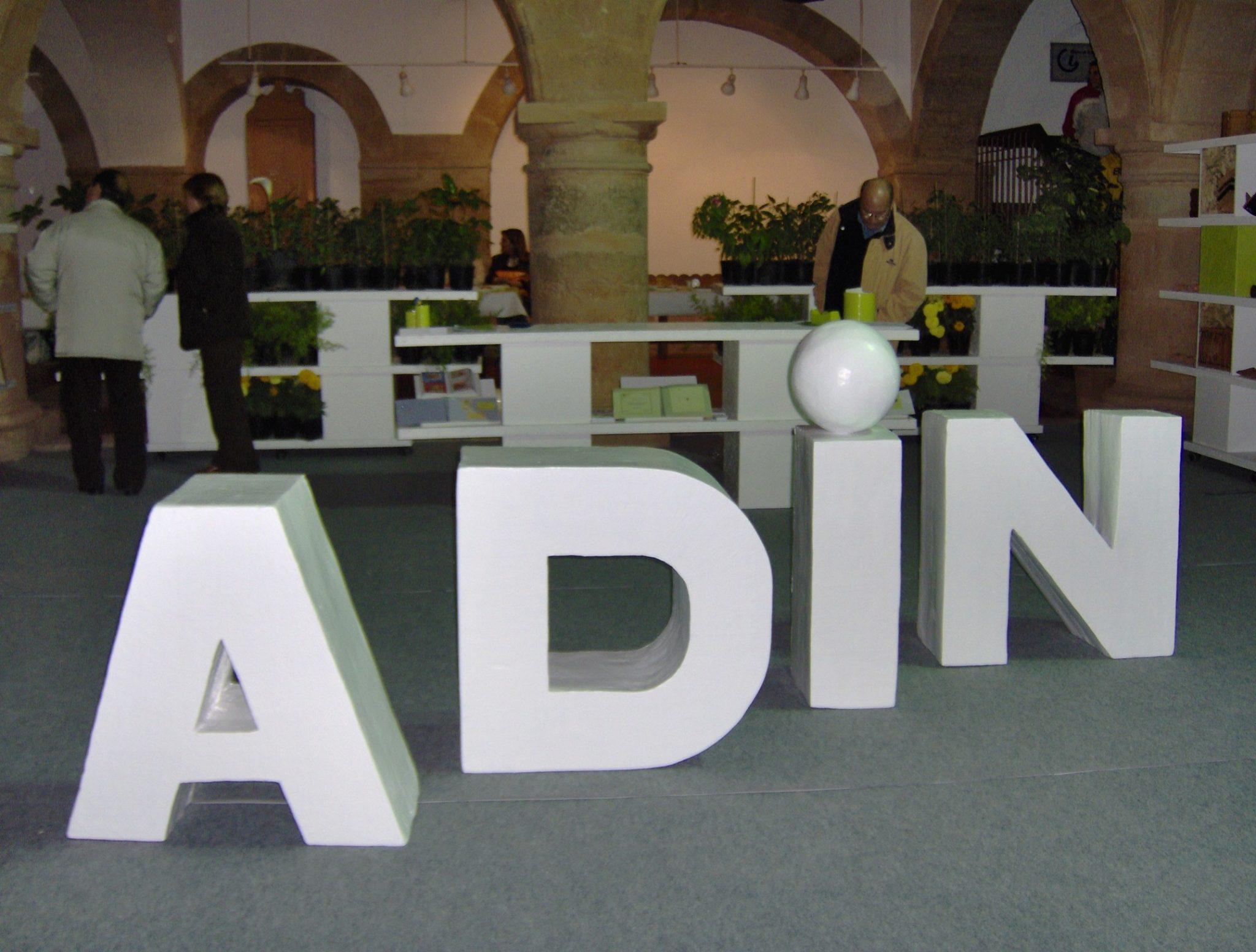 Exposición ADIN