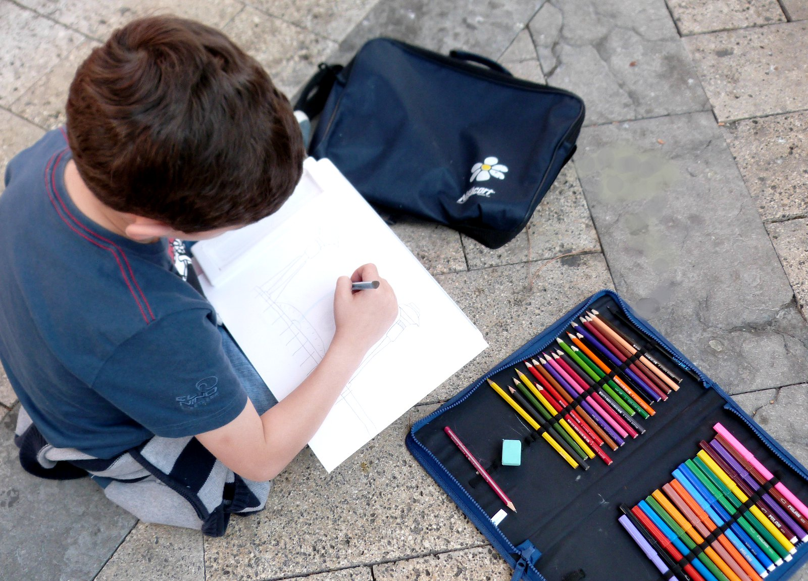 El Certamen de Dibujo y Pintura Juan D'opazo vuelve el 5 de junio a Daimiel