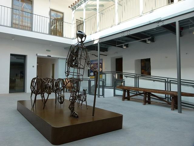 Manzanares celebra el día de los museos con recitales, catas y arte