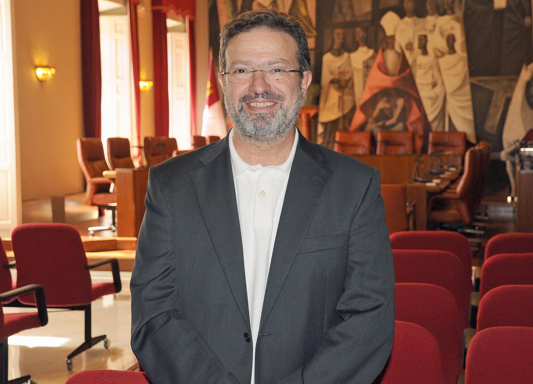 Nemesio de Lara, Presidente Diputación de Ciudad Real