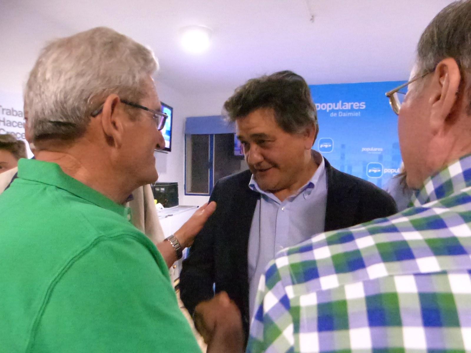 El Partido Popular revalida su mayoría absoluta en Daimiel