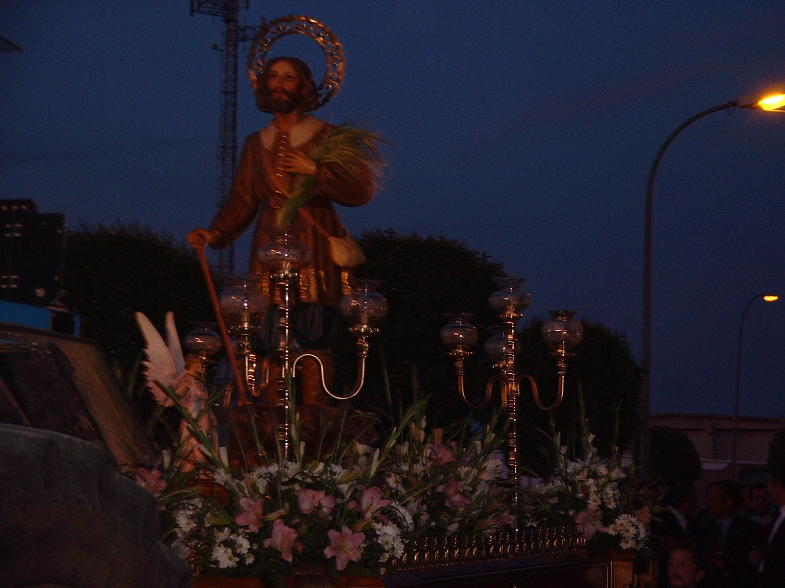 La Romería de San Isidro se celebró sábado y domingo en La Solana con buen tiempo