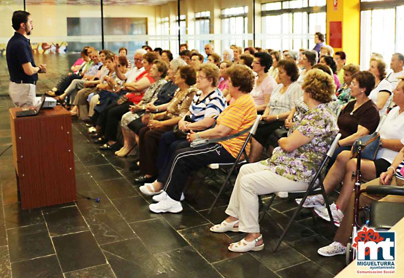 «Beneficios de la actividad física» dentro del Plan Estratégico de Salud del Ayuntamiento de Miguelturra