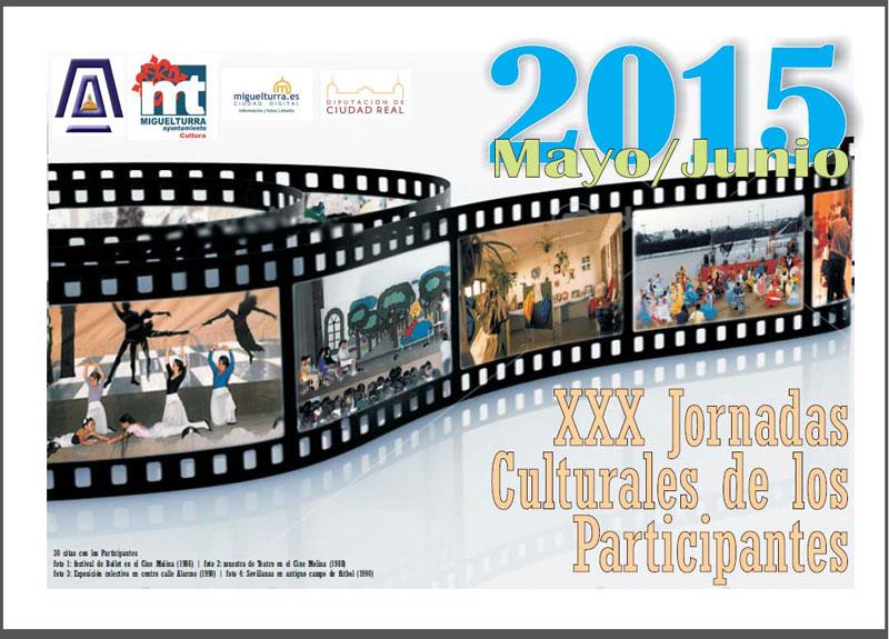 La Universidad Popular celebra el Trigésimo Aniversario de las Jornadas Culturales de los Participantes