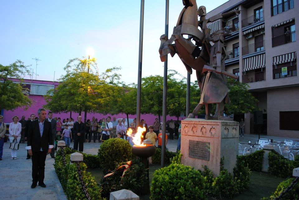 Valdepeñas rendirá este sábado homenaje a los Héroes del 6 de Junio