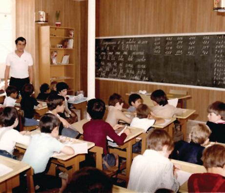 Colegio Don Cristóbal. Cristóbal del Río y su visión de la enseñanza