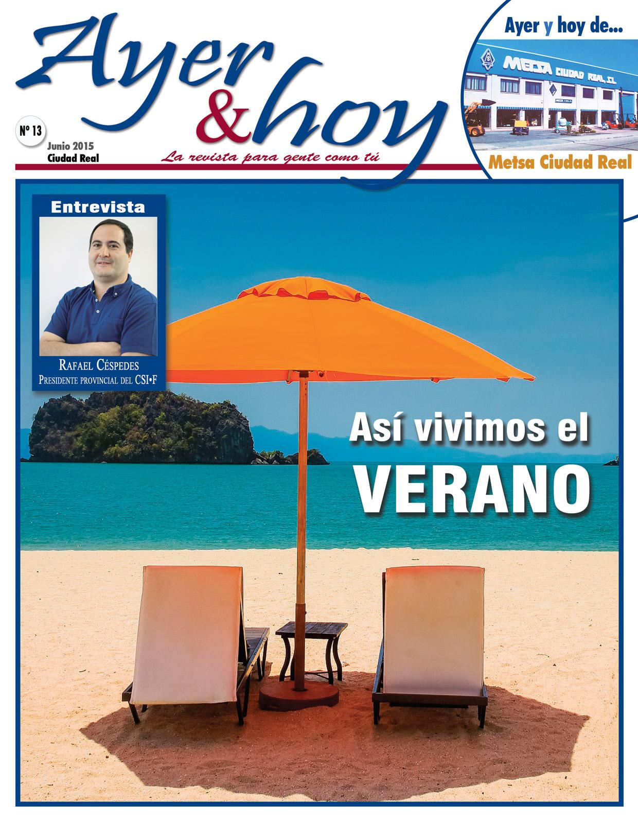 Revista de Junio 2015 – Ciudad Real