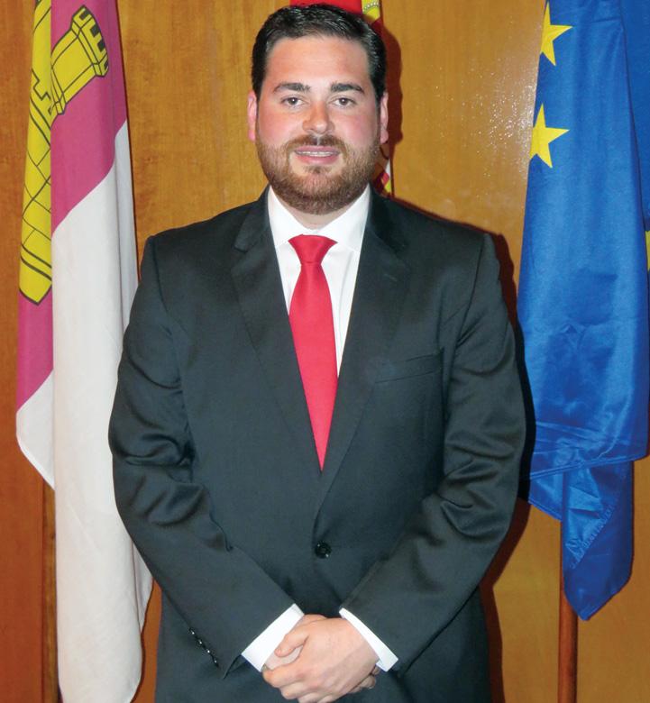 Concejal Pablo Camacho