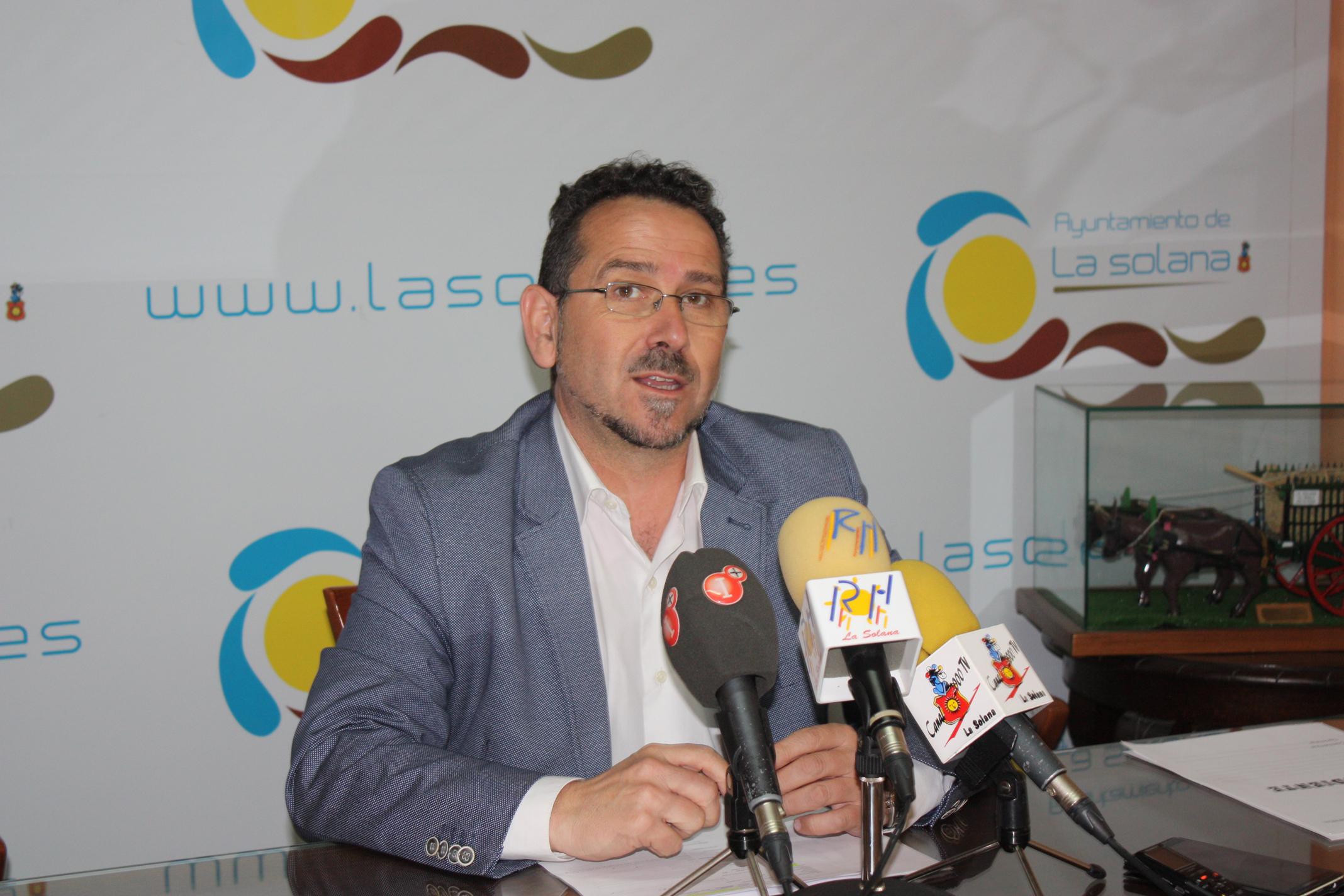 El alcalde de La Solana presenta la organización de la Junta de Gobierno, tenencias de alcaldía y delegaciones