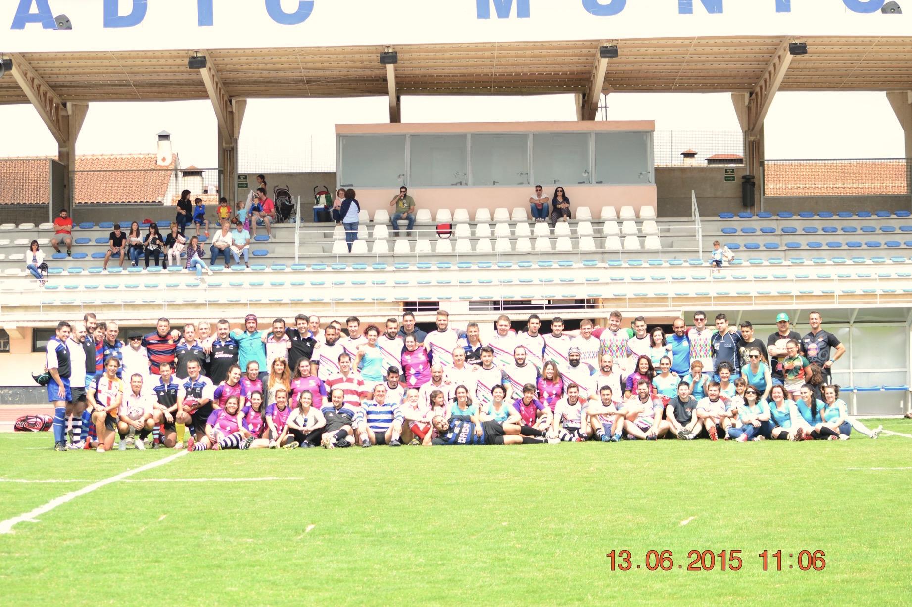 Dia del Club Arlequines Miguelturra - junio 2015 / Arlequines Miguelturra Rugby Club