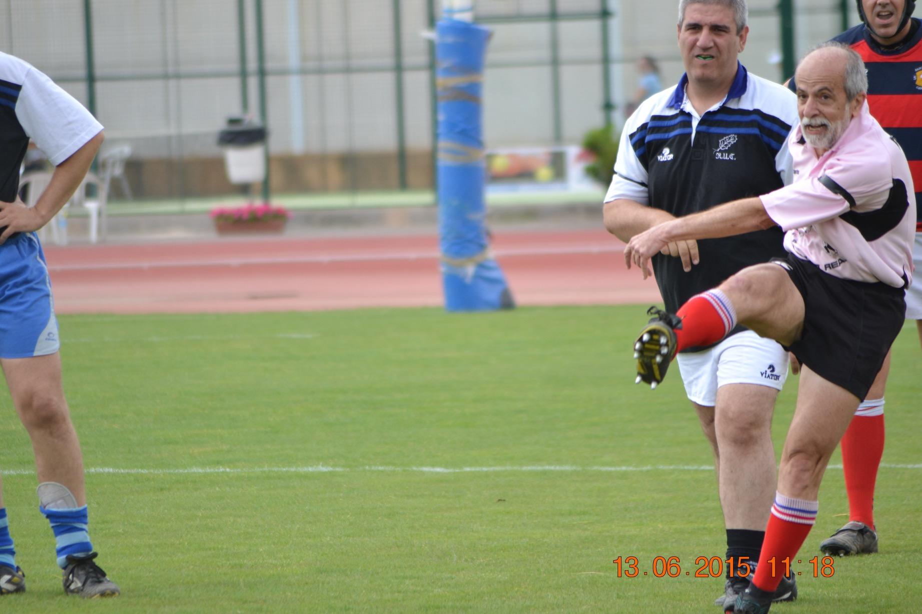 El Club Arlequines Miguelturra Rugby Club celebró el pasado fin de semana el día del club