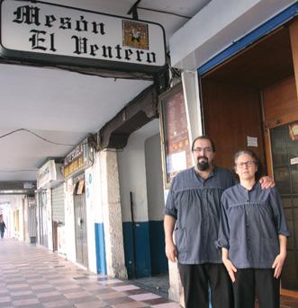 Mesón El Ventero. 25 años elaborando cocina manchega
