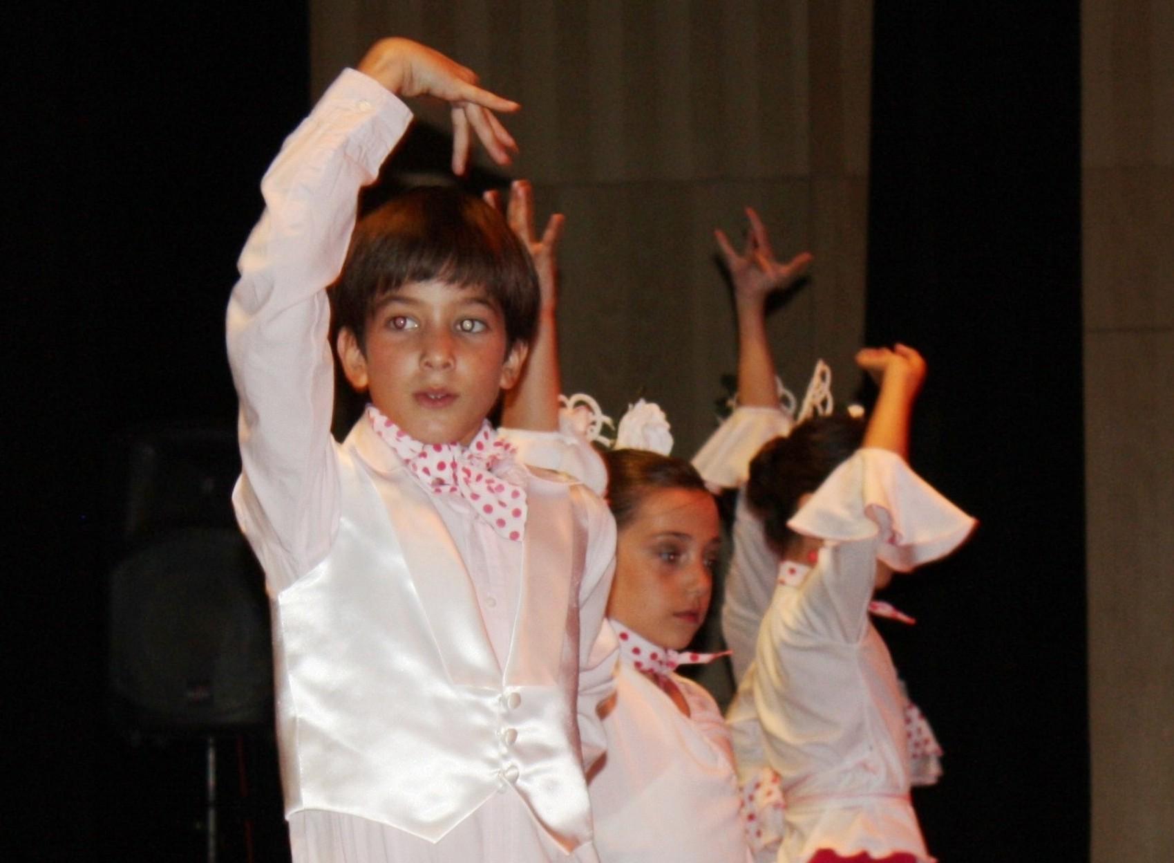 La Escuela de Danza de La Solana exhibió todo su talento