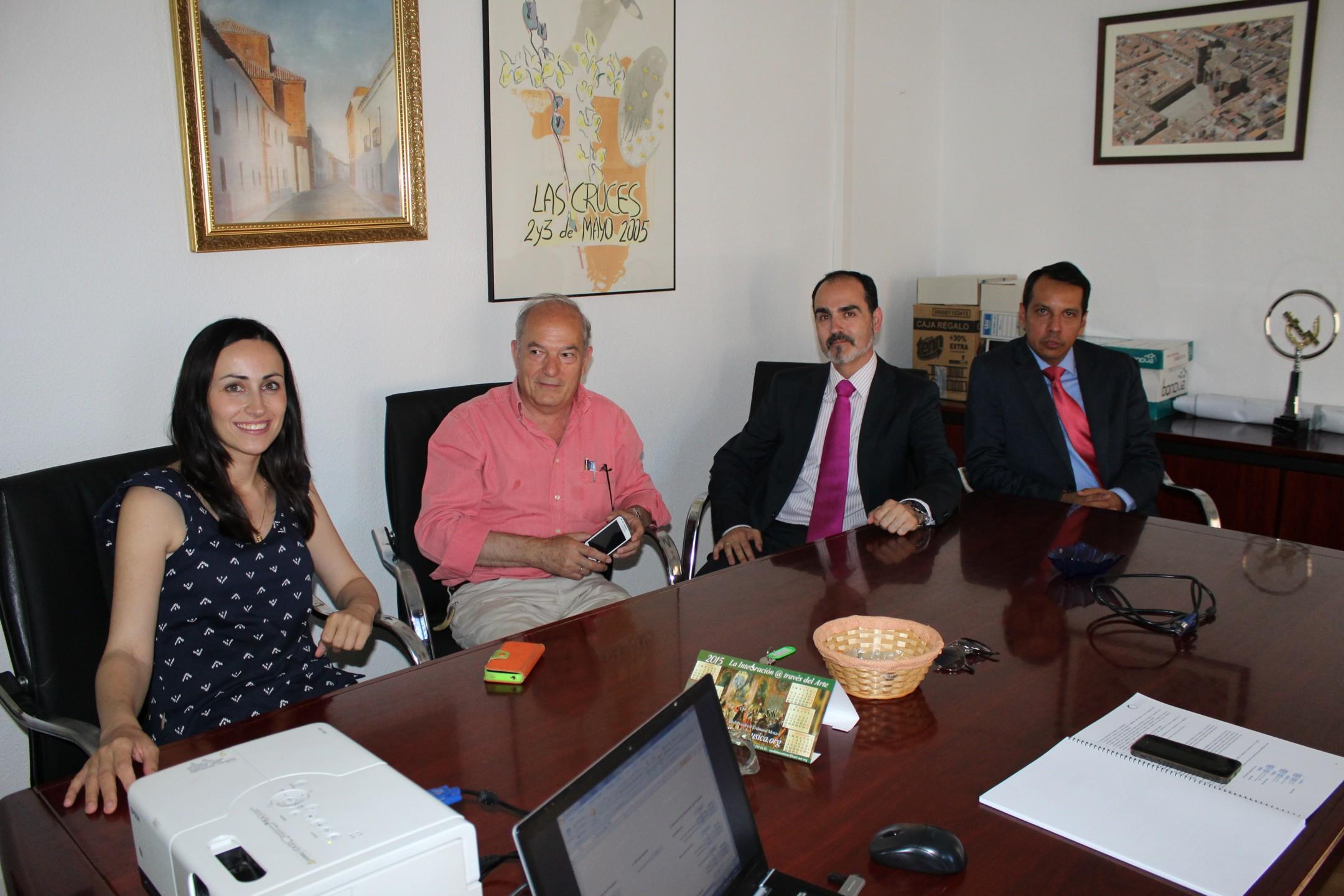 Se presenta el estudio de mercado y viabilidad económica de la Hospedería de Infantes