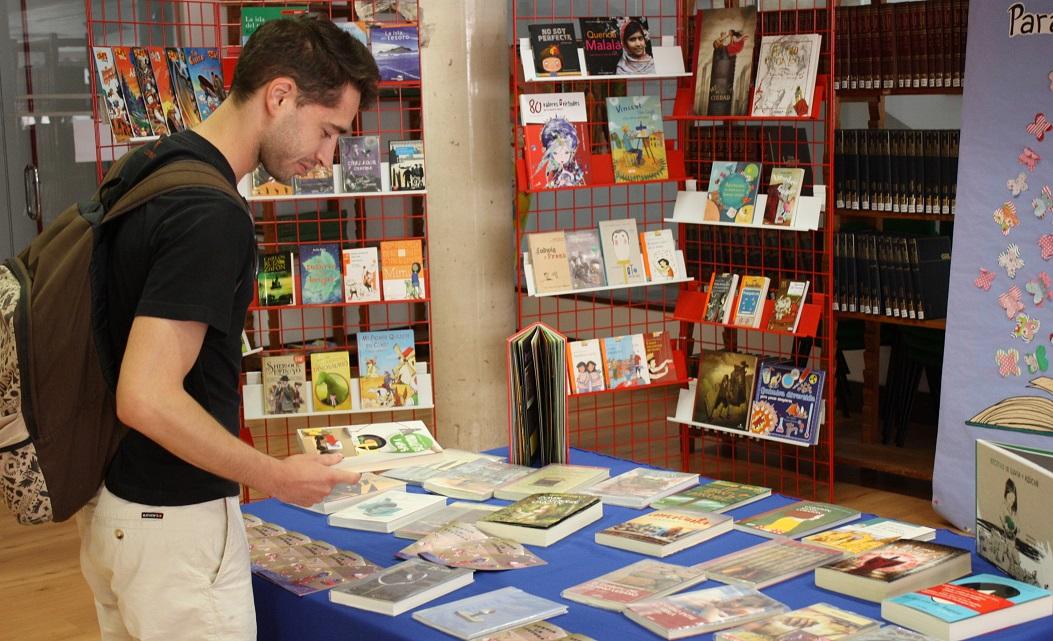 Guía lectora biblioteca