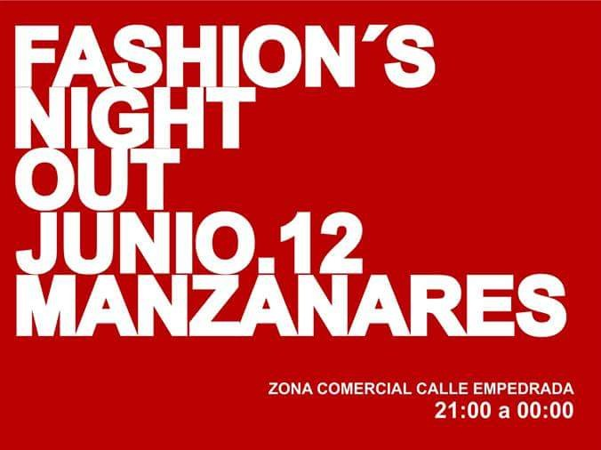 I edición de la Fashion Night Out en Manzanares