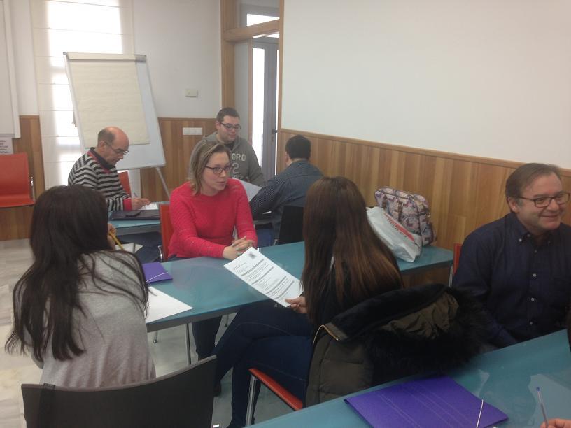 La Lanzadera de Empleo de Valdepeñas finalizará su actividad con un foro con empresas