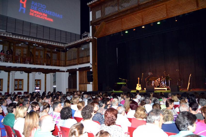 El homenaje de Serafín Zubiri a Nino Bravo abrirá este sábado en Torralba de Cva. el 11º Ciclo de Música en los Patios