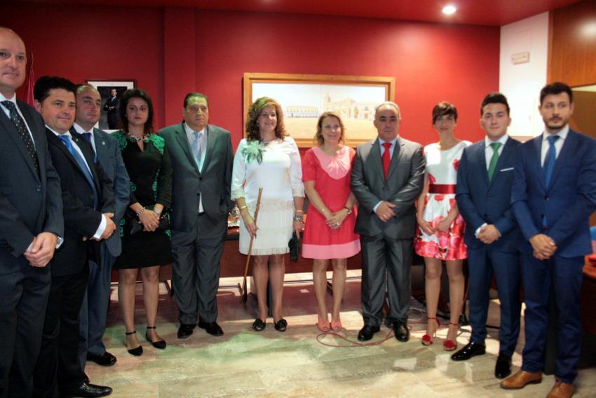 María Antonia Álvaro toma posesión como nueva alcaldesa de Torralba de Calatrava y promete trabajo, esfuerzo y dedicación