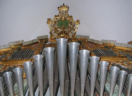 El órgano histórico de Torre de Juan Abad