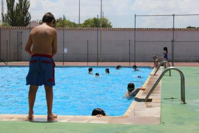 Inaugurada la temporada de piscina en Villanueva de los Infantes