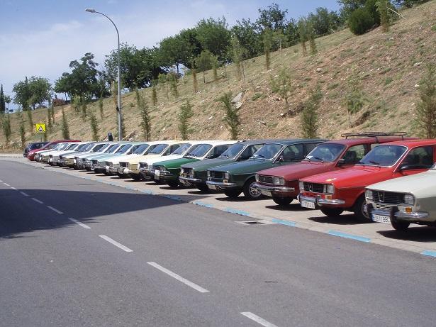Manzanares acoge este fin de semana la VIII Concentración Nacional Renault 12 España