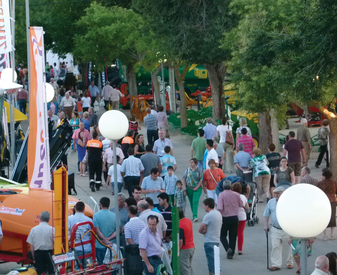 Fercam, Feria Nacional del Campo. Manzanares, protagonista
