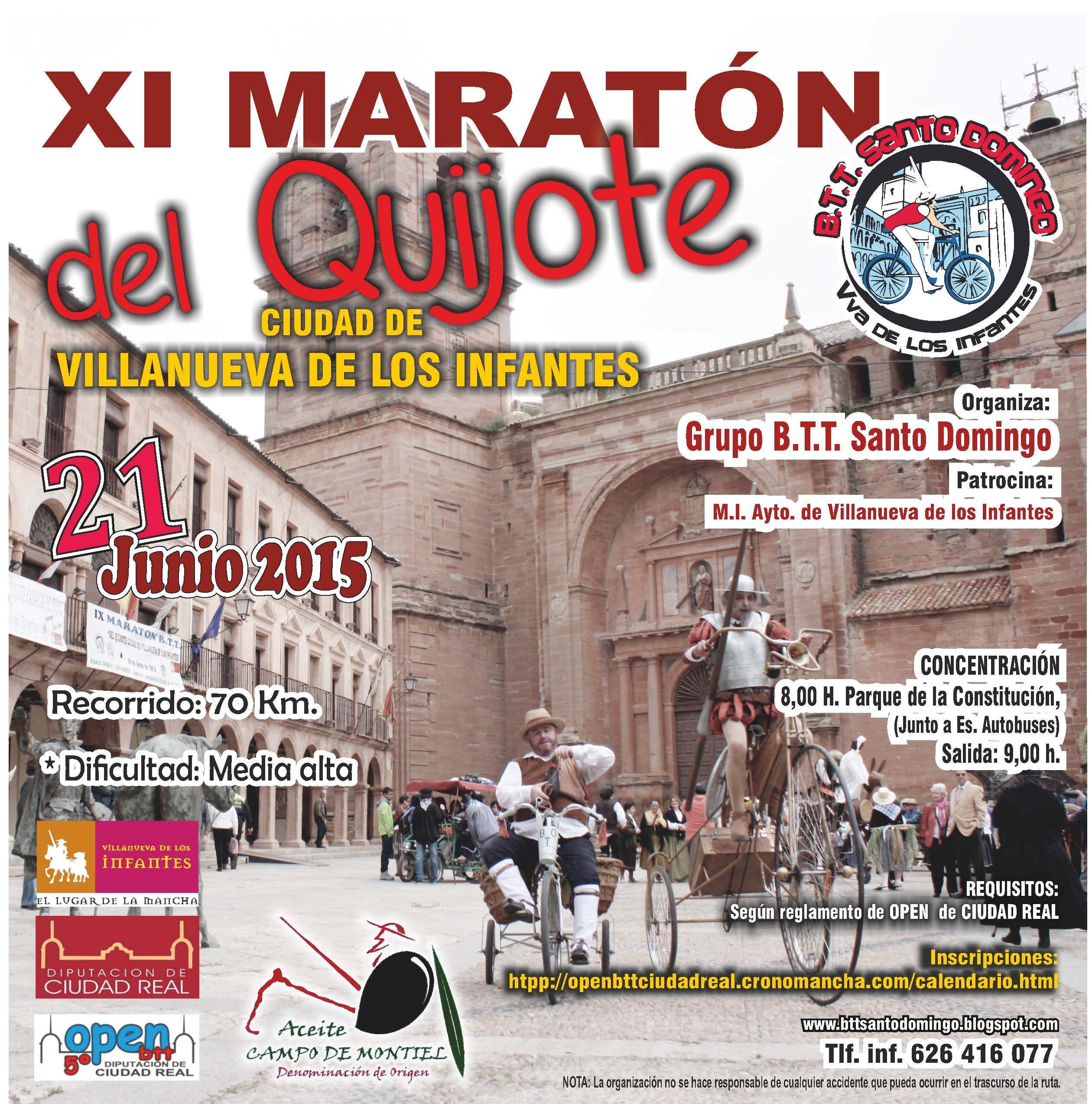 Santo Domingo - Maratón del Quijote