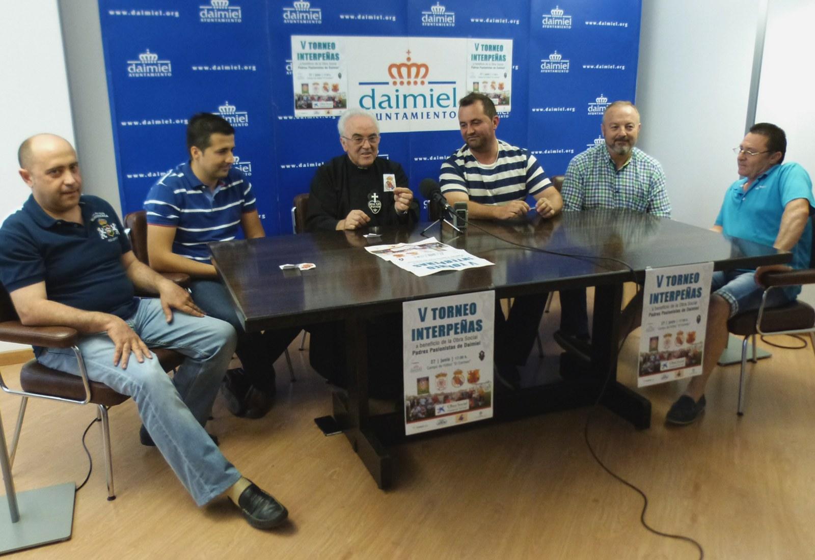 Compañerismo y solidaridad en el V Torneo Interpeñas de fútbol 7 de Daimiel