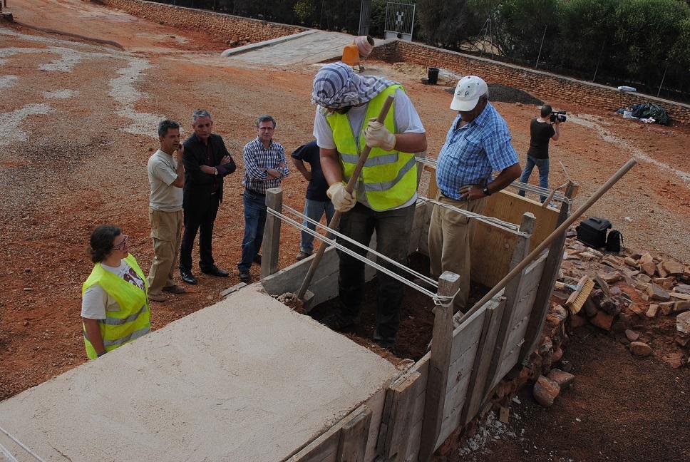 Universitarios de la UAM realizan un máster arqueológico en el yacimiento íbero Cerro de las Cabezas