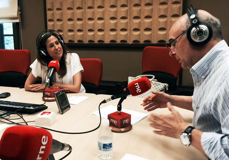 entrevista rosa romero