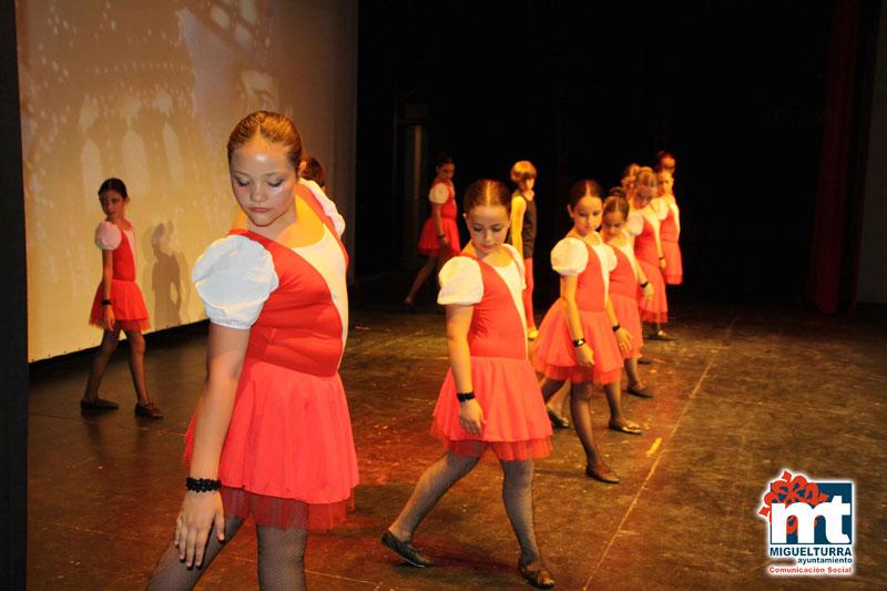 Más de un centenar de niños y niñas en el Festival de Ballet de la Universidad Popular de Miguelturra