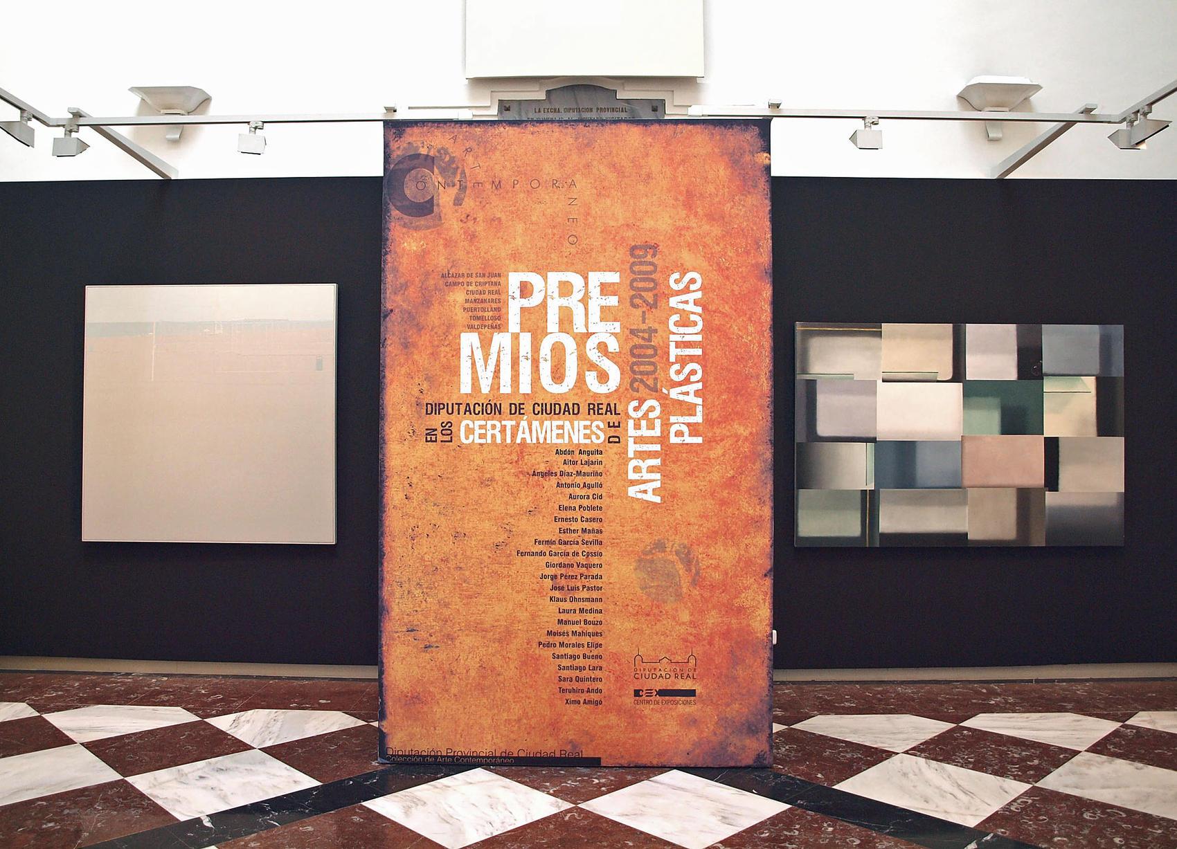 La Diputación pone en marcha la convocatoria de los premios en certámenes de artes plásticas