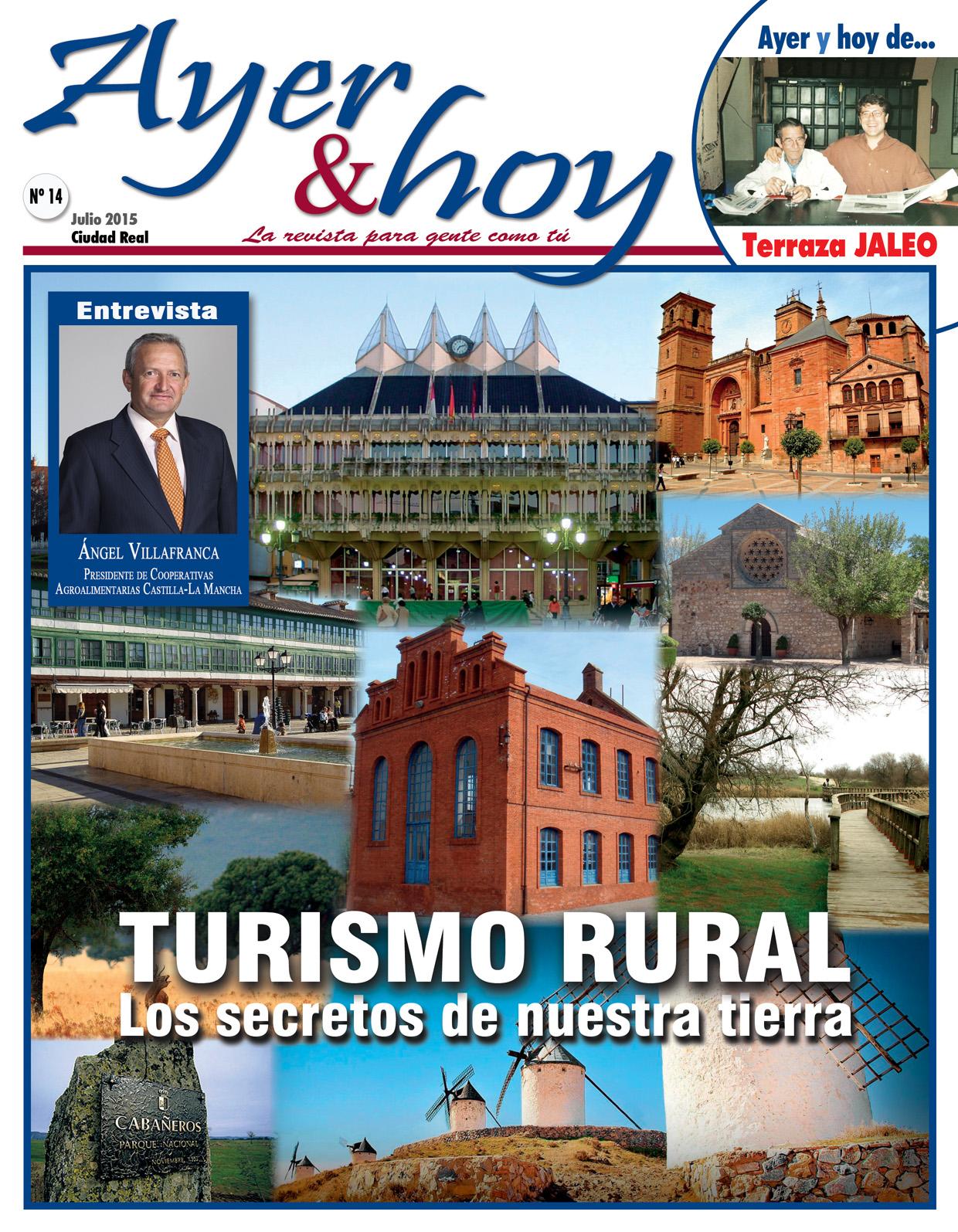 Revista de Julio 2015 – Ciudad Real